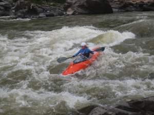 Intermediate Kayak